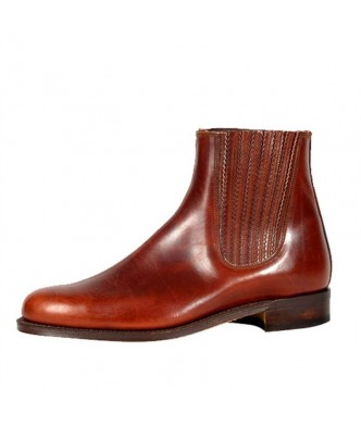 PLEATED MOULDING BOOTIE